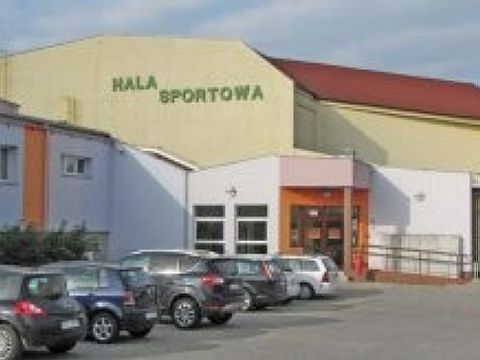 City Sports Hall Polkowice