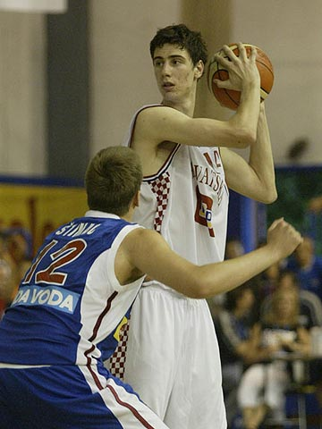 Ante Tomic (Croatia)