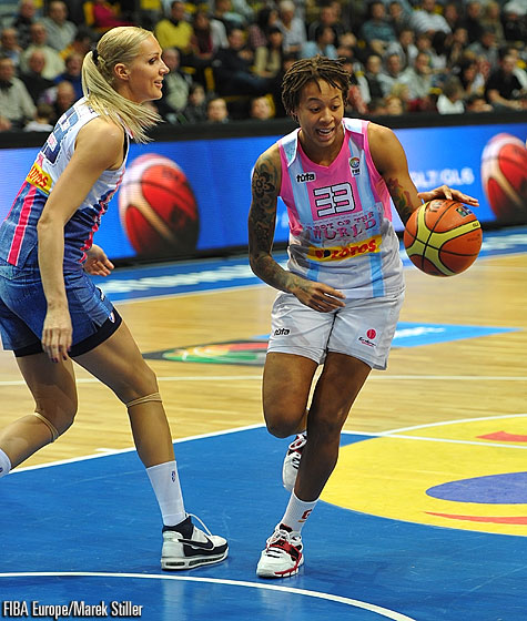 33. Seimone Augustus (Rest of the World)