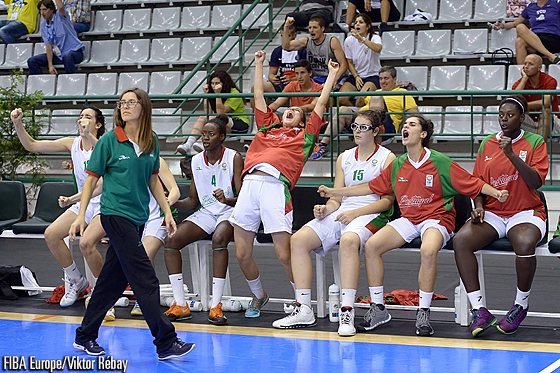 The Portuguese bench know that Div A retention is imminent