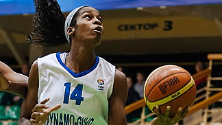 14. Devereaux Peters (Dynamo Novosibirsk)
