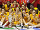 Spain are crowned champions at the U16 European Championship Women 2013