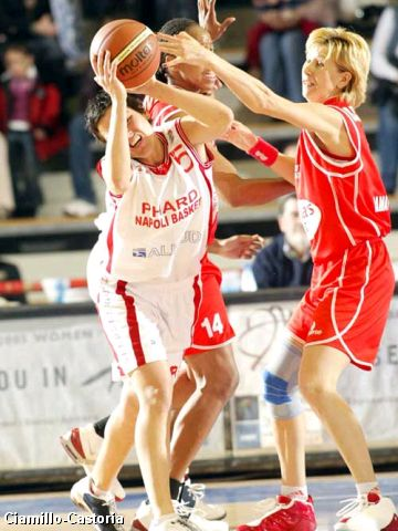 Manuela Diamanti (Phard Napoli Basket)