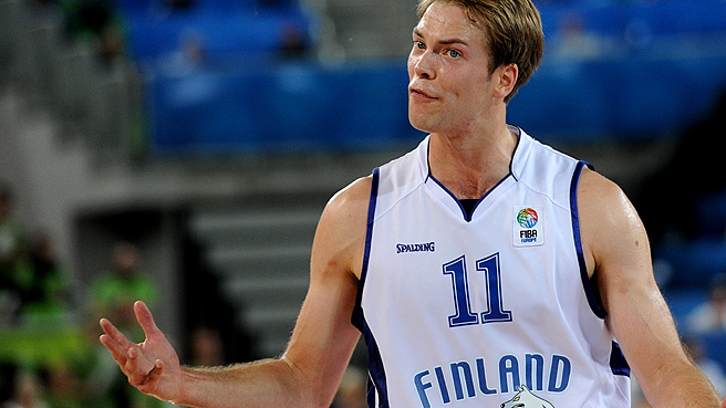 Finland's Core Returns For EuroBasket 2015