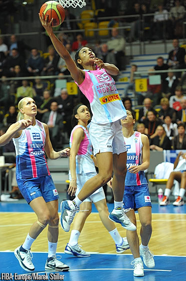 35. Angel McCoughtry (Rest of the World)