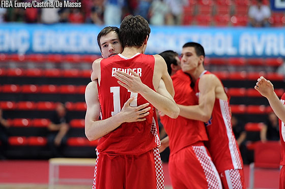 11. Dragan Bender (Croatia), 14. Lovro Mazalin (Croatia)