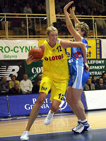 Margot Dydek (Lotos Gdynia)
