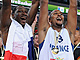 11. Florent Pietrus (France), 13. Boris Diaw (France)