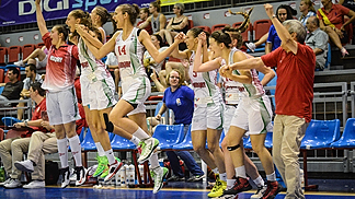Hungary celebrate a Division A berth