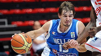 13. Dimitrios Stamatis (Greece)