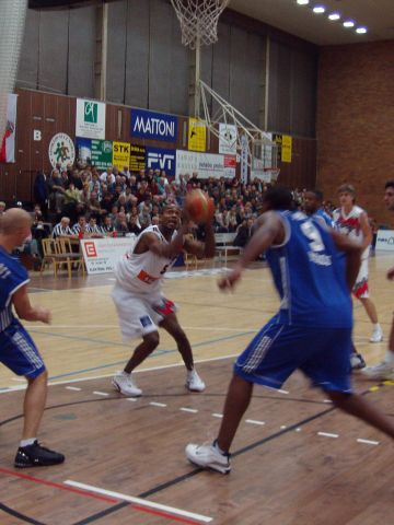 17 points weren't enough: Nymburk's Ashante Johnson lost with his team to Dynamo Moscow 86-89.