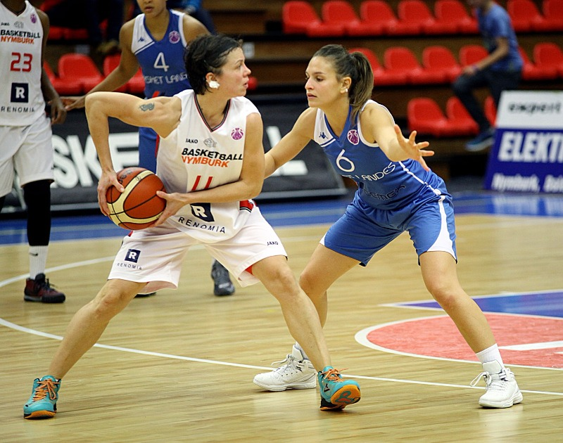 11. Veronika Bortelova (Basketball Nymburk)