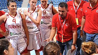 Turkey coach Ayhan Avci