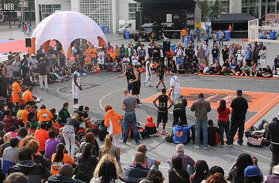 2011 Streetball Masters in The Hague