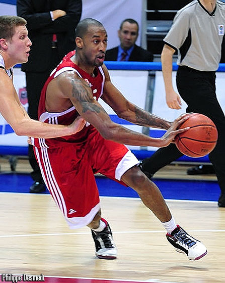Willie Solomon (Hapoel Jerusalem)