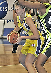 11. Natalia Vieru    (Good Angels Kosice)
