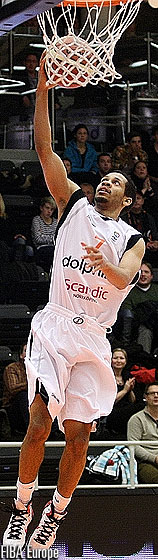 7. Andrew  Mitchell (Norrköping Dolphins)