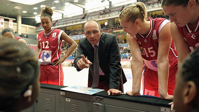 Coudray Coach Of Year In France