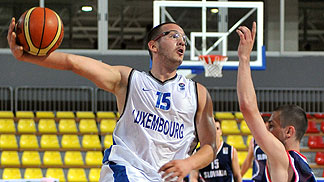 15. Christophe Laures (Luxembourg)