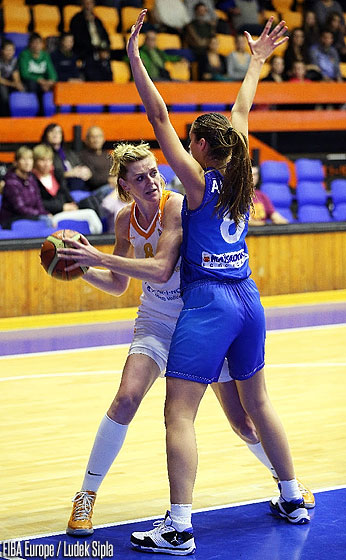 8. Petra Reisingerova (VS Prague)
