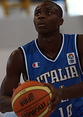 David Reginald Cournooh (Italy)