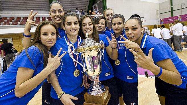 Lucky Seven For Champions Greece
