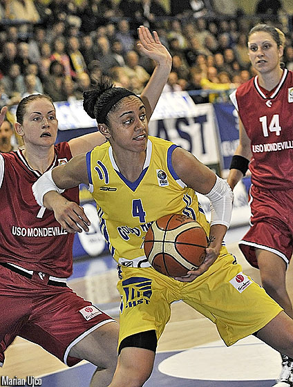4. Candice Dupree (Good Angels Kosice)