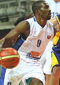 Jamal Mc Cullough (Dynamo St. Petersburg)