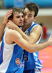 Vasileios Mouratos (Greece), Dimitrios Stamatis (Greece)