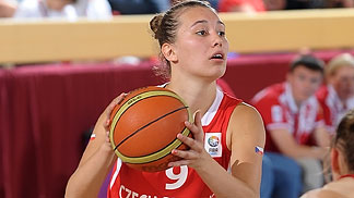 9. Katerina Pracharová (Czech Republic)