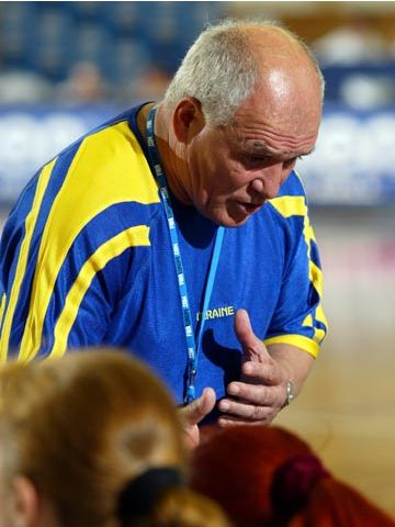 Uris Veligura - Ukraine Head Coach