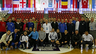 2010-11 Candidate Clinic for FIBA Referees in Europe