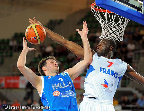 7. Alain Koffi (France), 9. Antonios Fotsis (Greece)
