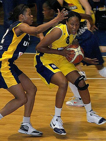 Chamique Holdsclaw (Lotos Gdynia)