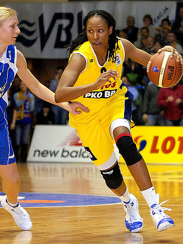 Chamique Holdsclaw (Lotos PKO BP)
