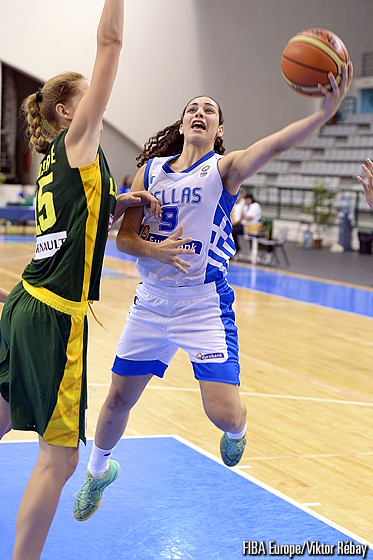 9. Eleanna Christinaki (Greece)
