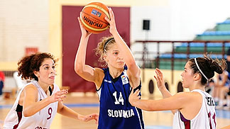 14. Eva Filickova (Slovak Republic)