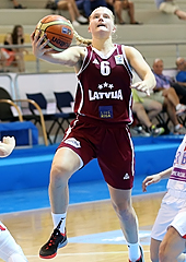 6. Kate Kreslina (Latvia)