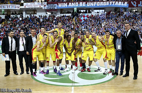 Energia Targu-Jiu finished their maiden EuroChallenge season in third place