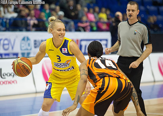 3. Erin Phillips (Good Angels Kosice)