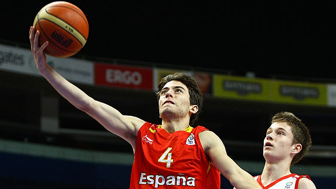 Spain Leave Lithuania On A High