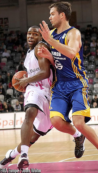 12. Vincent Yarbrough ( Telekom Baskets)