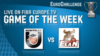 ECM Game of the week 08/11/11 - CSU v Chalon