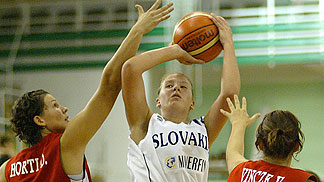 U18 European Championship Women 2005 - Slovak Republic