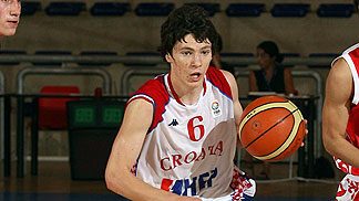 Toni Katic (Croatia)
