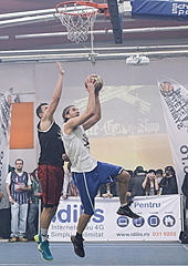 New 3x3 rules were tested in Romania over the weekend
