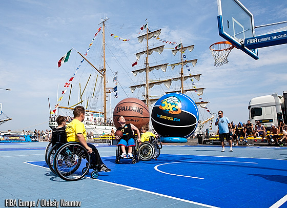 Wheelchair athletes once again prove that there should be no excuses