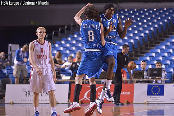 8. Amedeo Della Valle (Italy), 13. Awudu Abass (Italy)