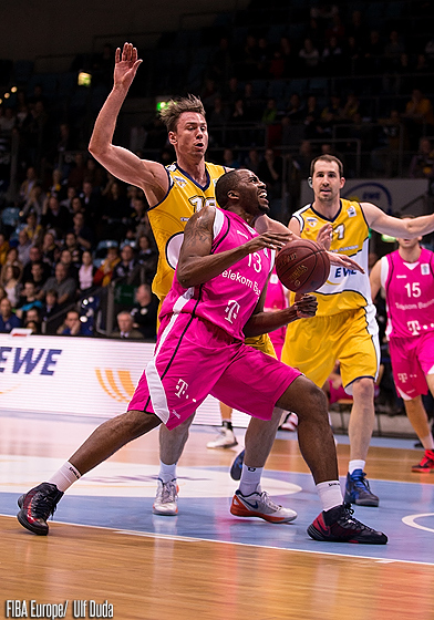 Jamel McLean (Telekom Baskets)