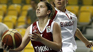 4. Cansu Aslan (Turkey)